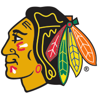 Zone partisans Chicago Blackhawks