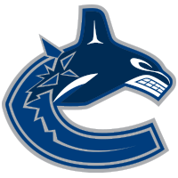 Zone partisans Vancouver Canucks